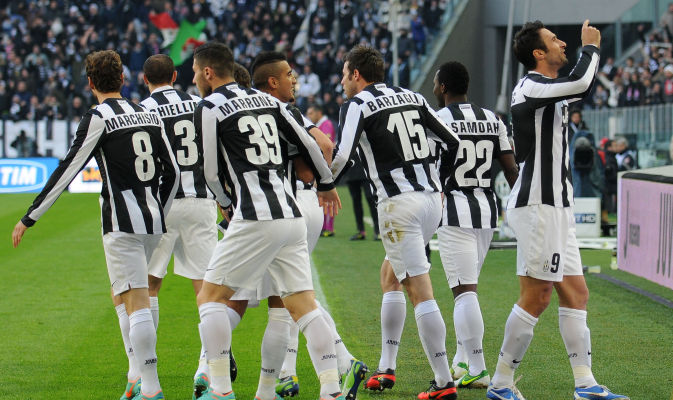 La Juve se asegura ser campeona de invierno