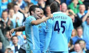 Premier League: City, nouveau leader, United cale et Arsenal se relance
