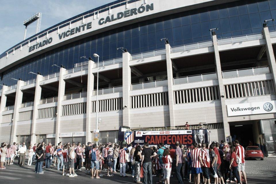 El fortín Vicente Calderón: 55 años sin ganar