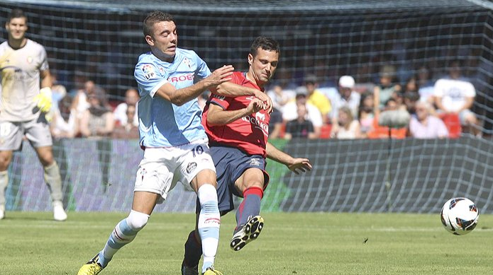 Celta - Osasuna: puntuaciones de Osasuna, Jornada 3