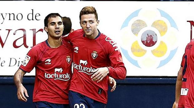 Osasuna - Levante: Puntuaciones de Osasuna, jornada 6