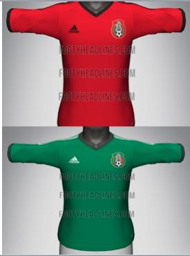 Posible armamento del Tricolor para el mundial de Brasil 2014