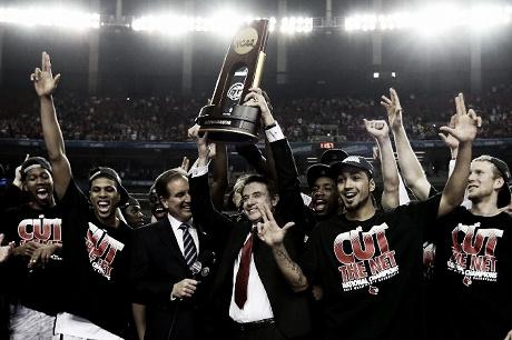 Louisville se alza con el título de la NCAA en un partido épico
