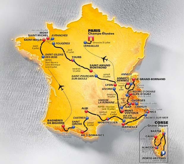 TDF : 9ème étape à la loupe, la fin des Pyrénées