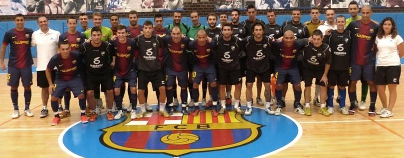 "Castell de Peñíscola – FC Barcelona ""B"": duelo en la cumbre"