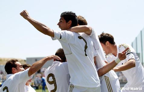 Real Madrid Castilla - Mirandés: el campeonato como colofón final