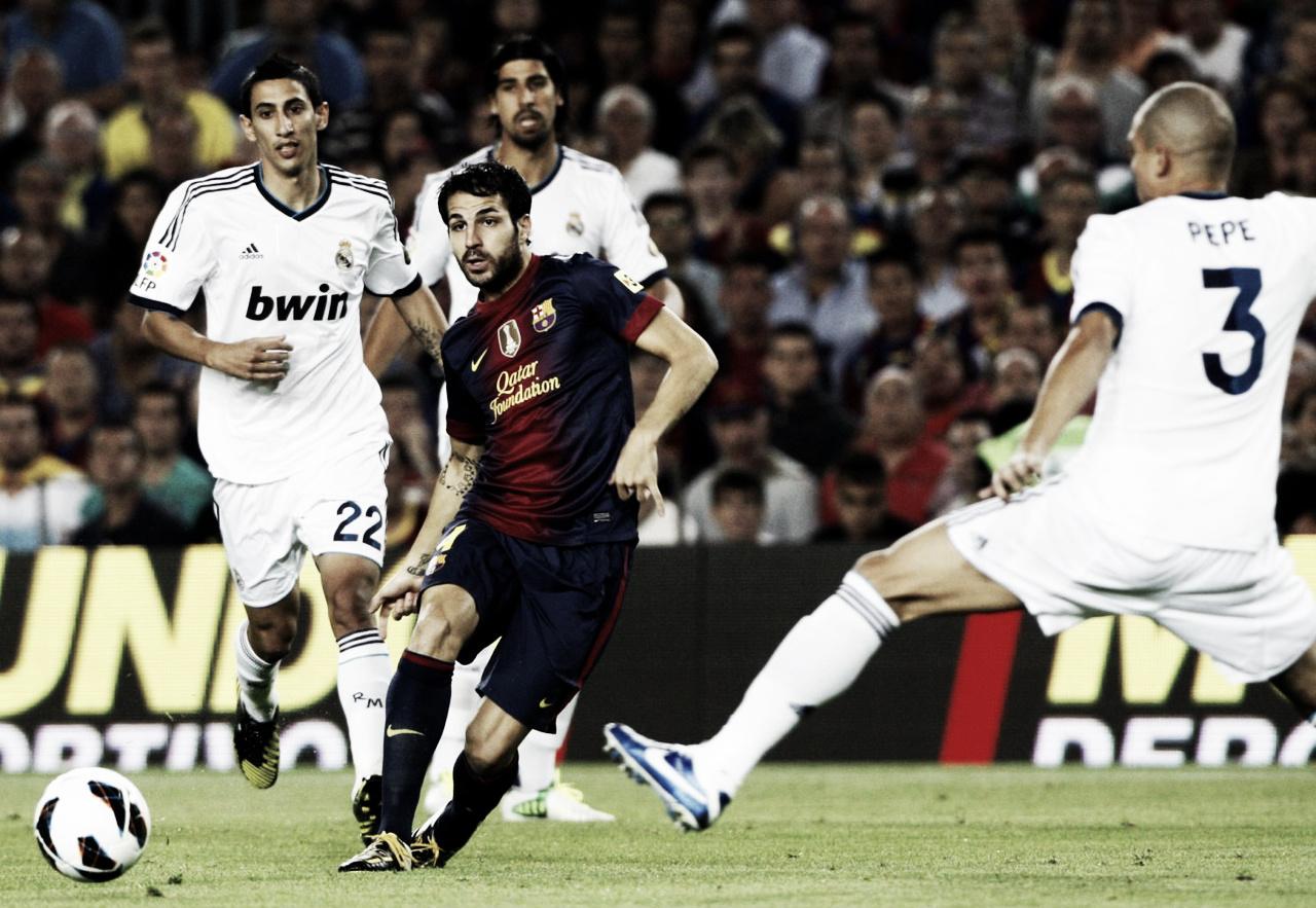 """Cesc: """"Ahora entiendo mi papel en el Barcelona. Debo guardar más la posición"""""""
