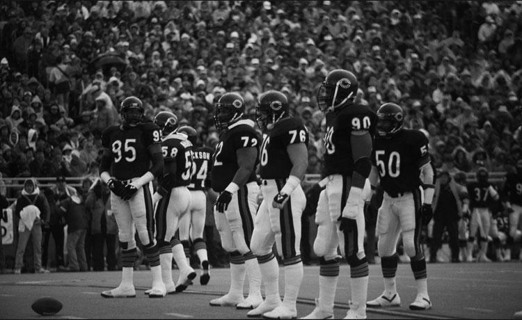 Con letras de Oro: Chicago Bears 1985, nacidos para morder