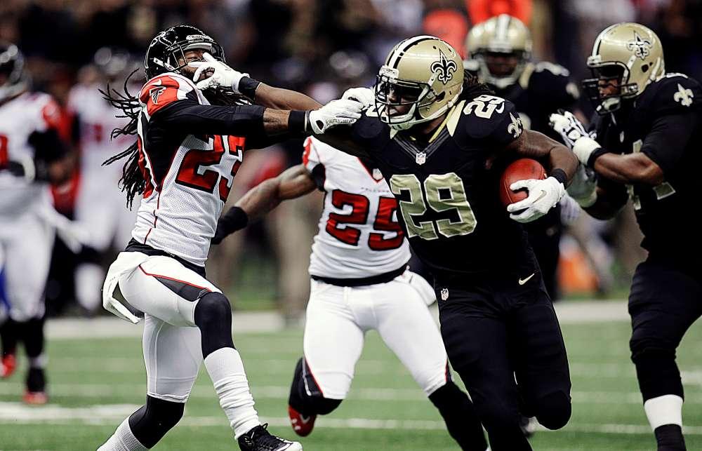 Los Saints intentarán seguir vivos contra los Falcons