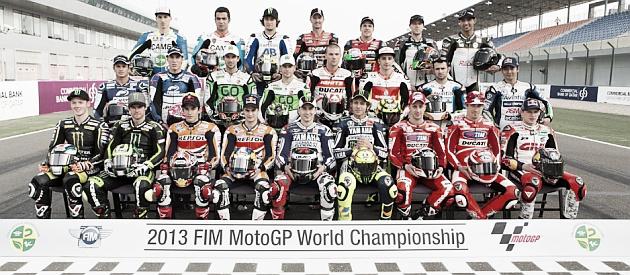 Clasificación del Mundial de MotoGP 2013