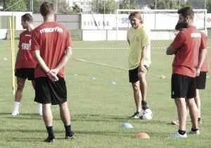 Arranca la pretemporada de la SD Noja con 11 futbolistas