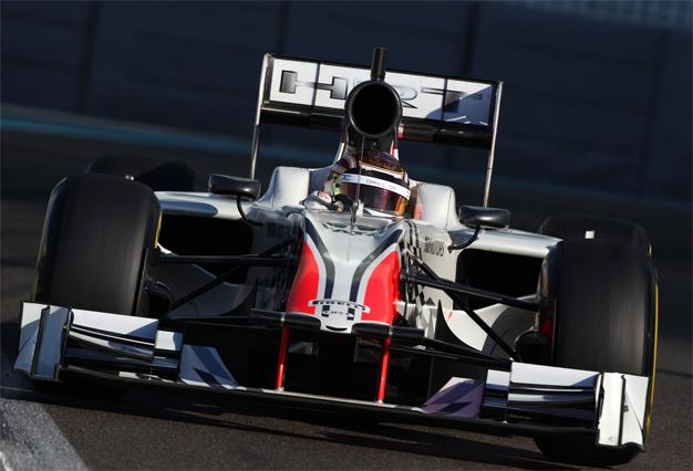 Dani Clos volverá a subirse al HRT en los libres del GP de Gran Bretaña