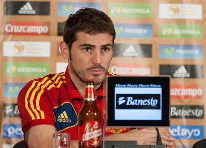 """Casillas: """"Puede pasar que no lleguemos al Mundial, pero pensemos que estaremos"""""""