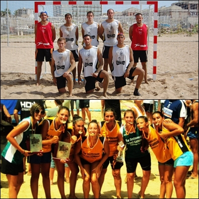 Europeo Balonmano Playa 2012