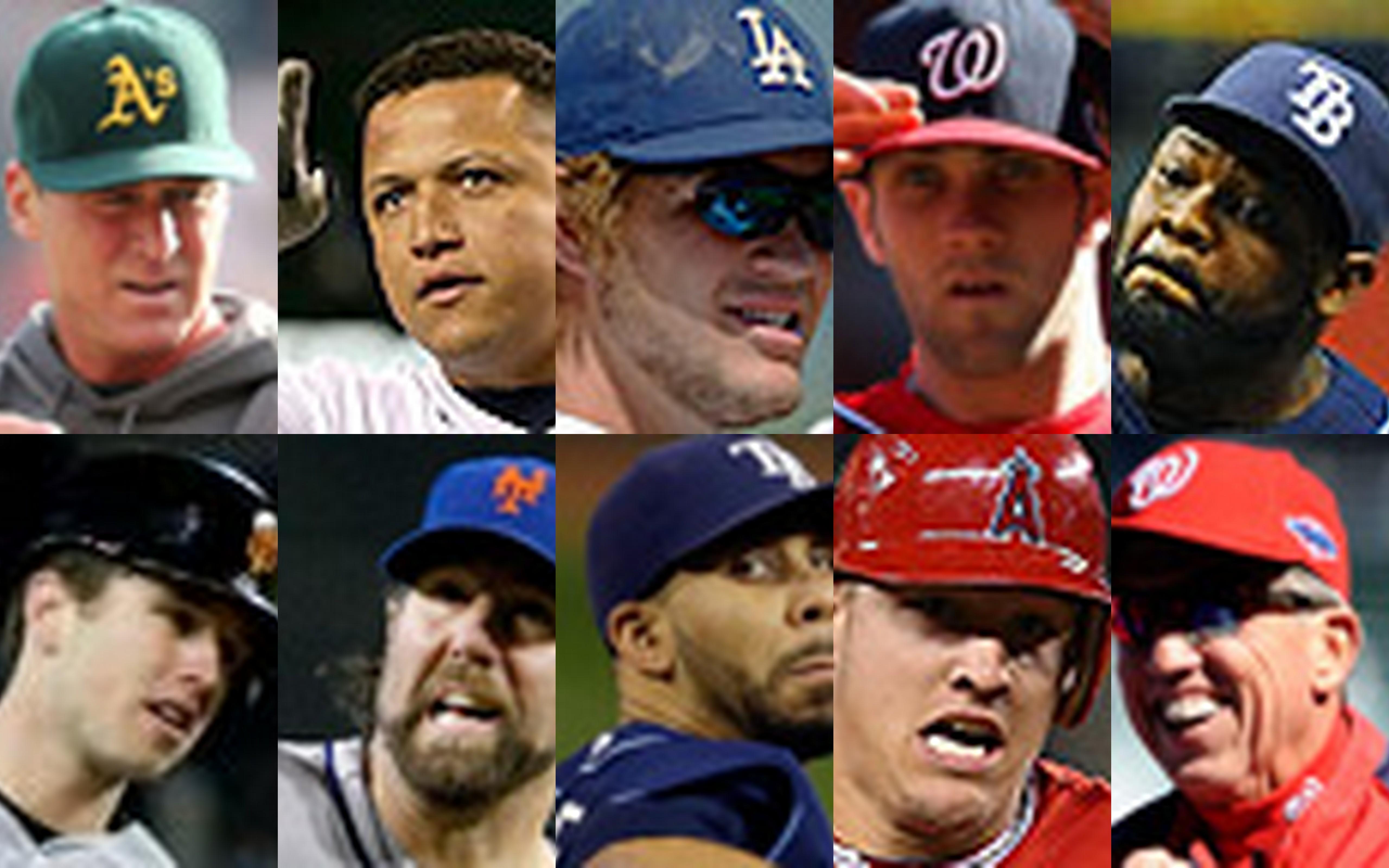 Se entregaron los premios de la MLB