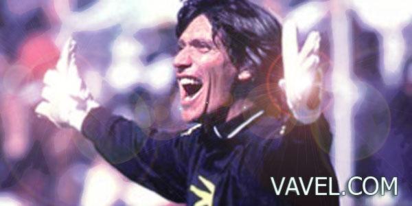 Ídolos de rojo y amarillo: Comizzo, un Ángel de campeonato