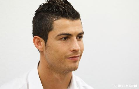 """Cristiano Ronaldo: """"Quiero acabar mi carrera en el Real Madrid"""""""