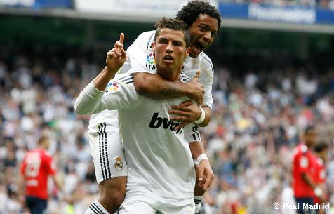 """Marcelo: """"Han malinterpretado lo que dije, para mí el mejor es Cristiano Ronaldo"""""""