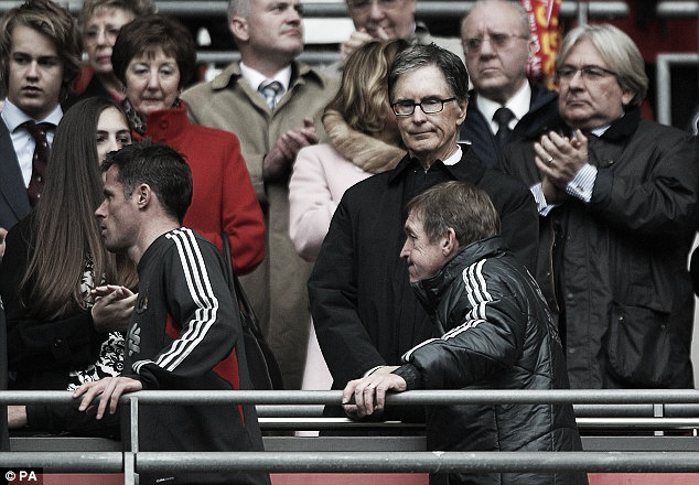 Los errores de Dalglish