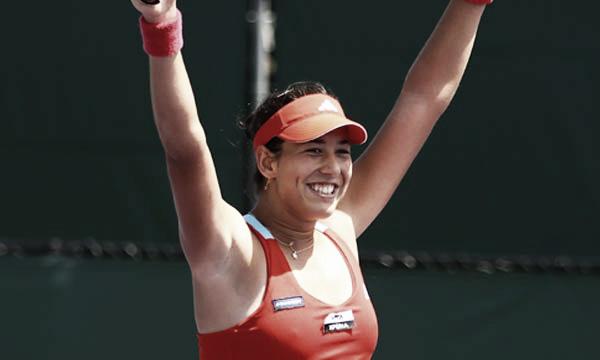Esperanzas del tenis femenino (III): Garbiñe Muguruza