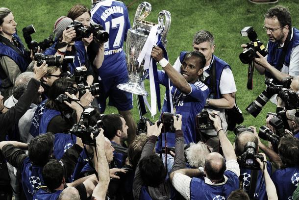 Didier Drogba, el tótem del Chelsea