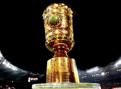 Octavos de final de la DFB Pokal