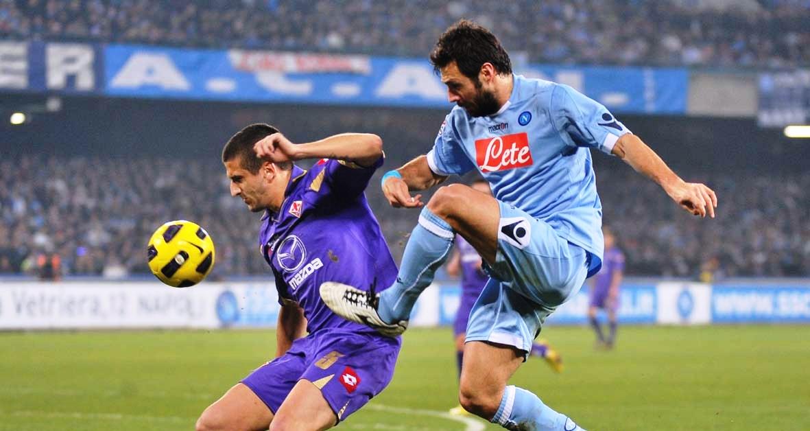 Napoli-Fiorentina 2-1, rivivi il live