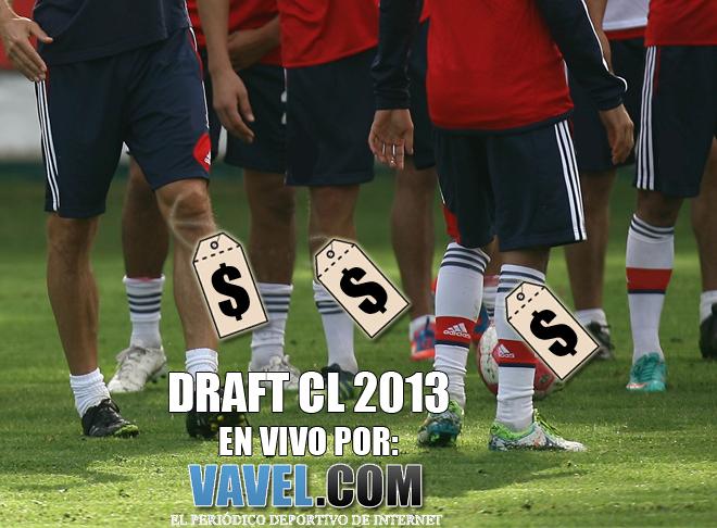 Conoce todos los movimientos realizados en el Draft del Clausura 2013