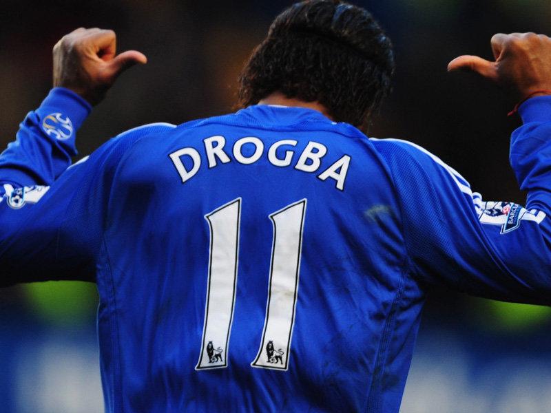 Didier Drogba, Mejor Goleador del Siglo XXI