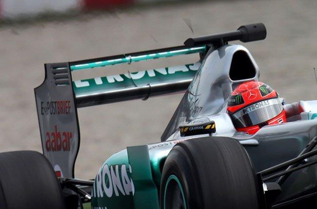 Dos zonas de DRS en el Gran Premio de Italia