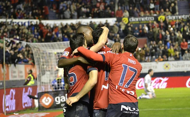 Club Atlético Osasuna 2012/13