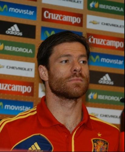 """Xabi Alonso: """"No valoras pasar a semifinales tanto como hace cuatro años"""""""