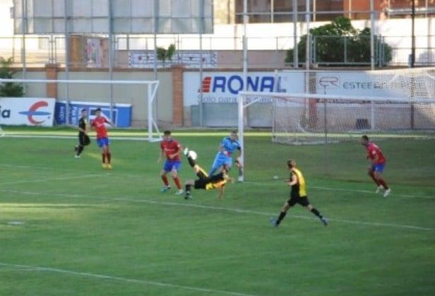 El Real Zaragoza B pasa por encima del Teruel
