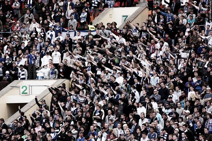 El racismo en Ucrania y Polonia amenaza la seguridad de la Eurocopa 2012