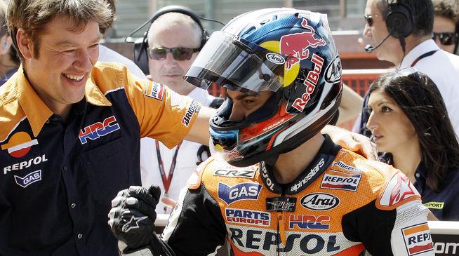 "Lorenzo: ""Ha sido una carrera para recordar"""