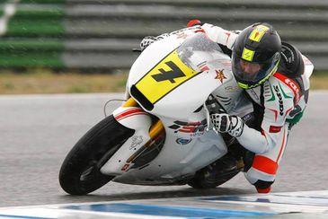 Dani Rivas correrá en Navarra