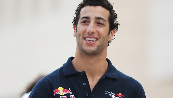 Young Driver Tests J2 : Ricciardo avait la pression