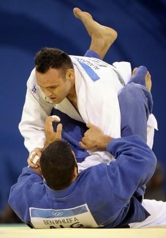 Jornada sin suerte para el judo español en el Grand Prix de Dusseldorf