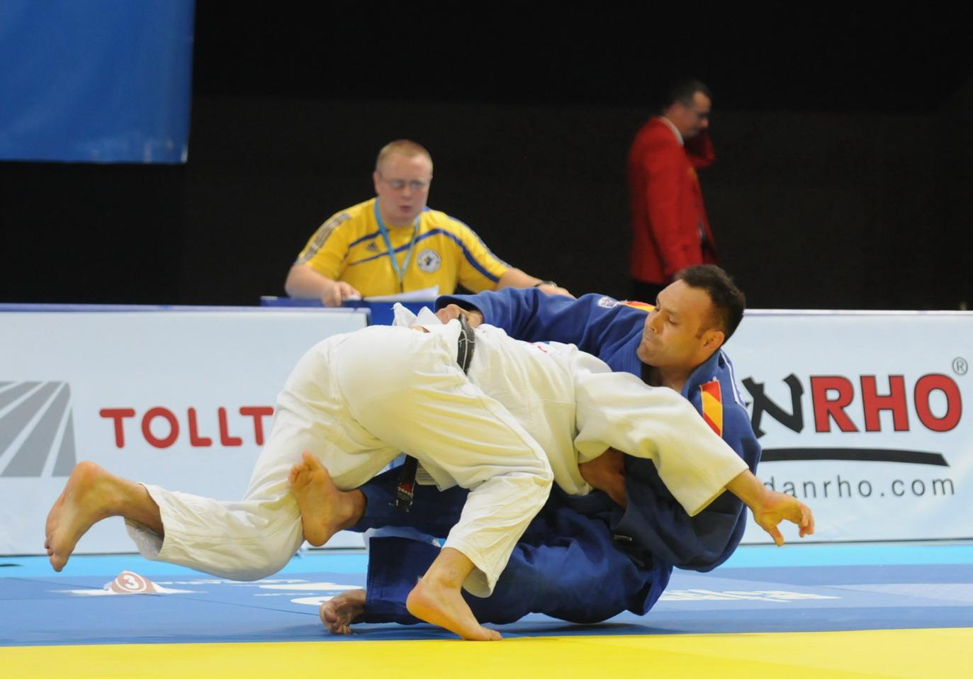 El judo español se debate en Pamplona