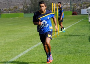 David Simón jugará en Las Palmas Atlético