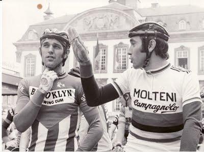 Merckx aniquila en Flandes, 1975