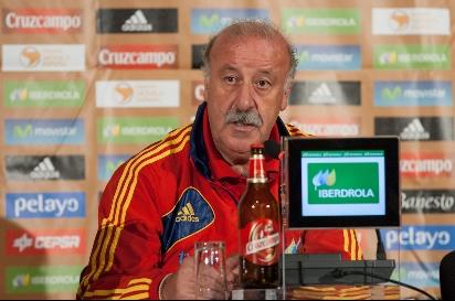 """Del Bosque: """"No imaginábamos este escenario de partido"""""""