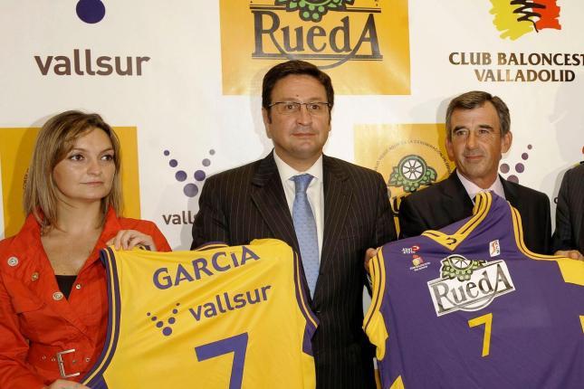 Rueda deja de ser el patrocinador principal del CB Valladolid