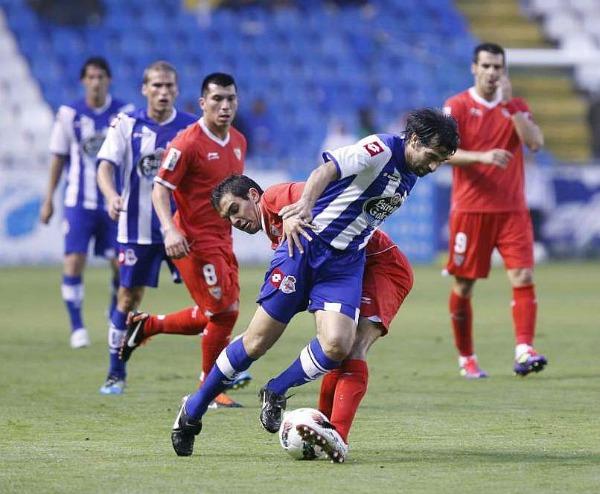La semana en Abegondo: Sevilla - Deportivo