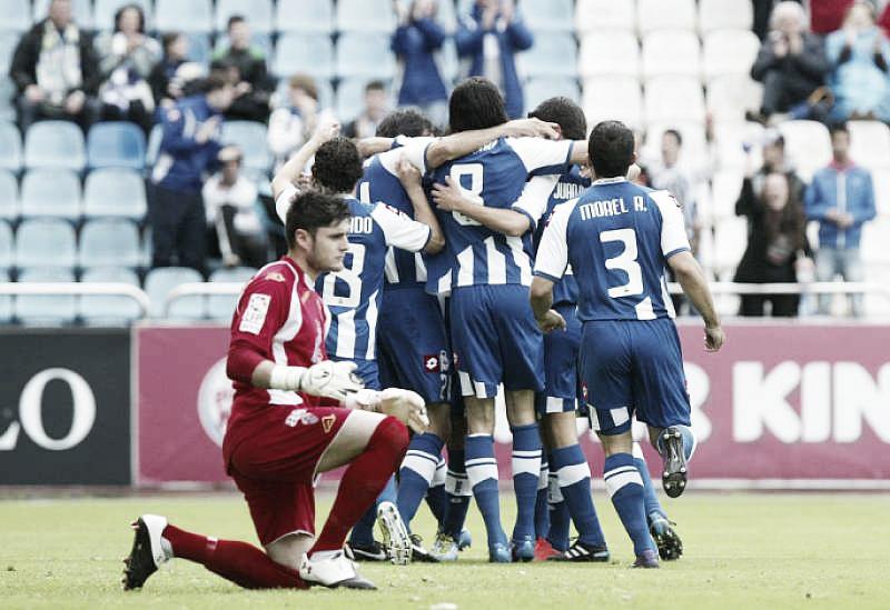 El Deportivo sigue a lo suyo y el Valladolid huele a primera (Todos los goles de la Liga Adelante)