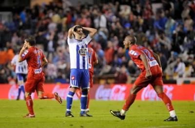 El Dépor firma su tercer peor arranque desde el ascenso con el Murcia