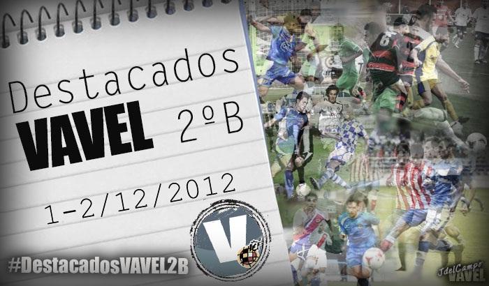 Destacados VAVEL 2B: 1-2 Diciembre 2012