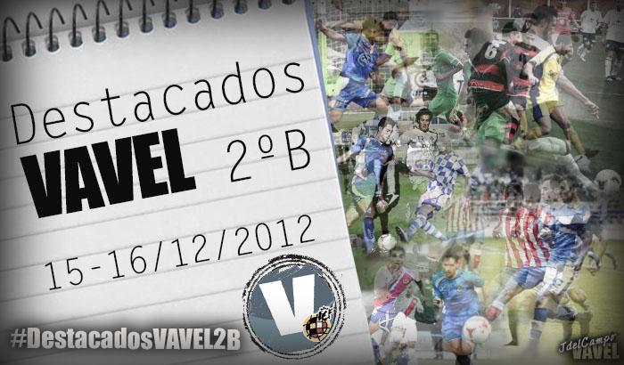 Destacados VAVEL 2B: 15-16 Diciembre 2012