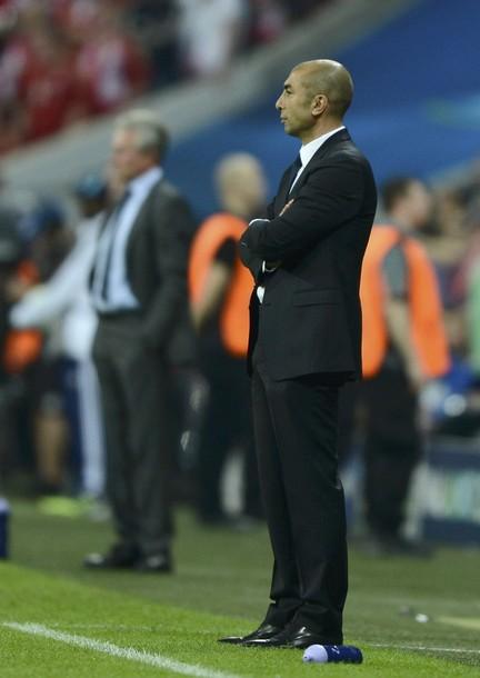 "Di Matteo: ""Esta final ha sido un partido histórico"""