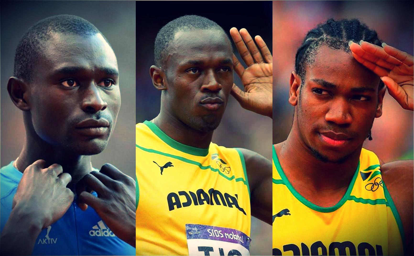 Usain Bolt y Yohan Blake vuelven a ganar, así lo vivimos